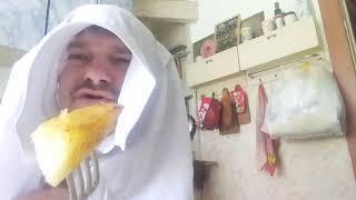 Дедушка картошка   с бароткой.(юмор)пародия.