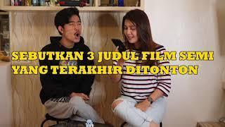 3 FILM SEMI ASIA YANG TERAKHIR DI TONTON - Q&A BARENG AMEL