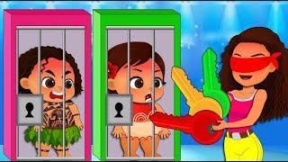 моана и мауи cказки для детей ★ Смешные для детей ★ Мультфильмы для детей ★★ 13