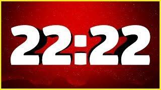 ВСЕГДА ЛОЖИТЕСЬ СПАТЬ В 22:22 и СМОТРИТЕ, ЧТО БУДЕТ