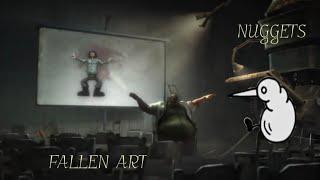 СТРАННЫЕ МУЛЬТФИЛЬМЫ/ (FALLEN ART , NUGGETS)/ #Психоделобзор