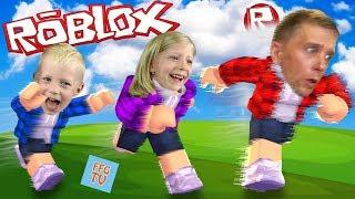 видео для детей roblox дружная семья смешное kids show Милана веселый папа ffgtv веселое популярный