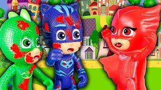Герои в масках мультик для детей – Вирус Ветрянка! Мультфильмы с игрушками для малышей новая серия