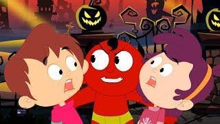 готовиться к испугу | Дети рифмы | Prepare For Fright | Booya Russia | русский мультфильмы для детей