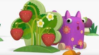 Деревяшки - Эхо + Рыбалка - развивающие мультфильмы для самых маленьких  0-4