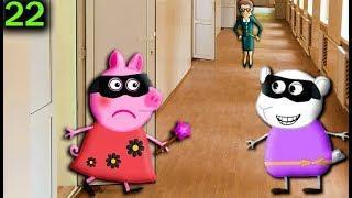 Мультики для детей свинка пеппа новые серии на русском 22 ПЕПА ВОР Мультфильмы Свинка Пеппа