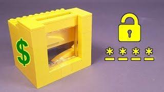 Как Сделать Магический Сейф из Лего