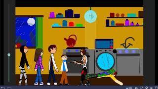 Зомби апокалипсис #4 часть (Рисуем мультфильмы 2)