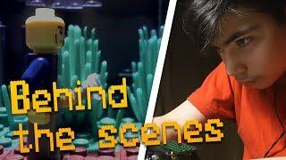 "LEGO FRIDAY 13th ""Behind the scenes""  