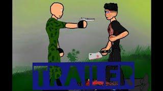 """""""Каратель: Последняя война"""" тизер-трейлер (рисуем мультфильмы)"""