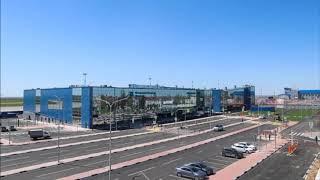 В Волгограде дали старт третьему этапу модернизации аэропорта