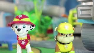 Щенячий патруль мультики для детей Крепыш в Школе ! Самые Новые #Мультфильмы 2017