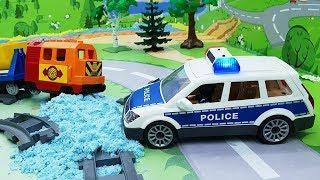 Мультики с игрушками - Каждый труд важен! Новые мультфильмы развивающие для детей 2018 на русском.