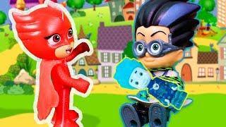 Герои в масках мультик с игрушками - Ложное Обещание! Мультфильмы для детей про игрушки для малышей