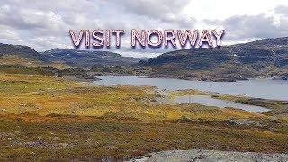 Visit Haukeli Norway. Хаукели - красота, которая завораживает. Норвежский юмор.