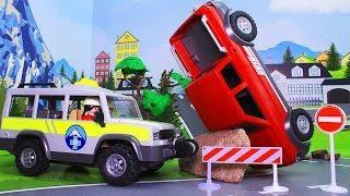 Мультфильмы для детей с игрушками. На пикник! Развивающие мультики