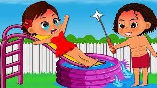моана и мауи cказки для детей ♛ Смешные для детей ♛ Мультфильмы для детей ❤ #1