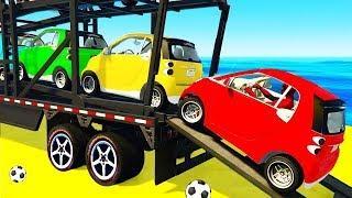 МАШИНКИ МУЛЬТИКИ для детей. Лимузины гонки для мальчиков в ГТА 5. Мультфильмы  2019 gta