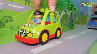 Игрушечные мультики про машинки - Торт! Развивающие мультфильмы 2018 для самых маленьких детей