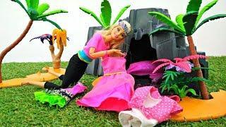 Барби мультфильмы. Ищем платья Барби. Одевалки для девочек