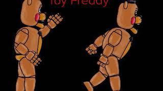 Freddy Fnaf 1,2,3,4 рисуем мультфильмы 2