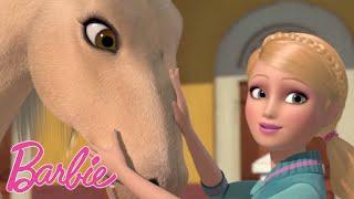 Приключения животных с Барби!