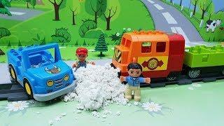 Мультики про машинки - Ситуация на дороге! Обучающие и поучительные мультфильмы для детей 2018