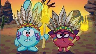 Азбука защиты леса + Азбука пожарной безопасности - Все серии | Смешарики 2D. Обучающие мультфильмы