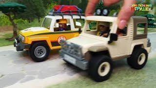 Мультики про машинки - игрушечные полицейские и пожарные машинки в городе. Все серии подряд