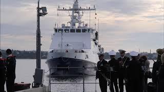 ФСБ- России получила новый корабль