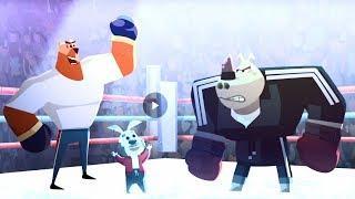 СОБЕЗ - Бой тяжеловесов - Серия 15 - фантастические мультфильмы для детей