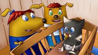 Мультики для детей и малышей от года. Развивающие русские мультфильмы детям. Мультики для детей