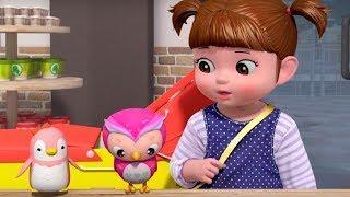 Консуни - сборник - серии+песенки Мультфильмы для девочек - Kids Videos