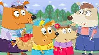 Мультик для малышей - Все серии подряд - Развивающие и Обучающие Мультфильмы для детей