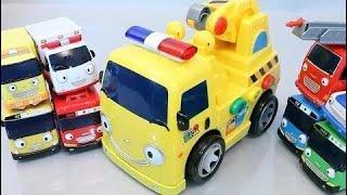 Tayo Маленький Автобус Автомобиль Игрушки Мультфильмы Про Машинки Игрушки