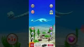 Познавательное видео игра про динозавров √11 : плезиозавр