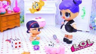 Смешные Куклы ЛОЛ Сюрприз #35 | Мультики и Весёлые Игрушки LOL Dolls
