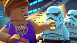 LEGO STAR WARS Приключения изобретателей - мультфильм Disney для детей | Сезон 2 Серия 4