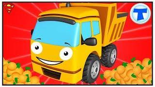 Грузовик и Рабочие Машины Мультик Все серии подряд Новые Мультфильмы для детей 2018 HD