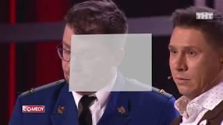 Камеди Клаб  Харлам и Батрутдинов   Случай с Ментом  юмор
