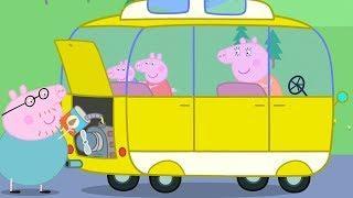 Свинка Пеппа на русском все серии подряд ⭐ Трейлер | Мультики